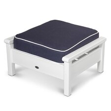 Harbour Ottoman with Cushion