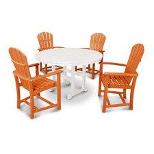 Palm Coast 5 Piece Dining Set