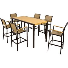 Bayline™ 7 Piece Bar Set