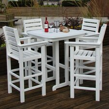 Captain 5 Piece Dining Set