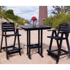 Nautical 3 Piece Dining Set