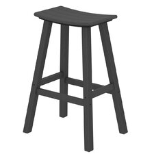 "Traditional 30"" Bar Stool"