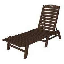Nautical Chaise Lounge