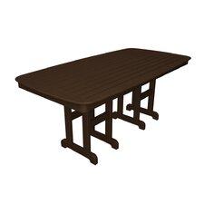 SlateNautical Rectangle Dining Table