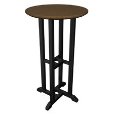Contempo Round Bar Table