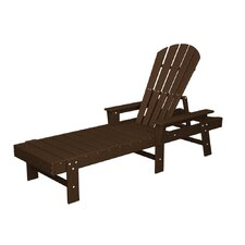 Shell Back Chaise Lounge