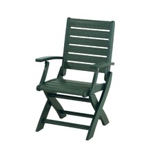 Signature Folding Dining Arm Chair