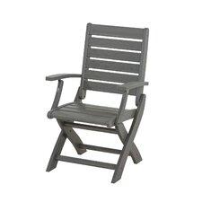 Signature Folding Dining Arm Chair