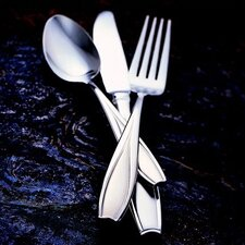 Tulip Frosted Place Fork (Set of 4)