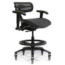 Stealth Pro Low-Back Mesh Task Chair