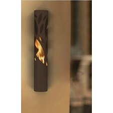Twig Sconce Wall Mount Ethanol Fireplace
