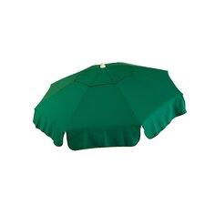 6' Italian Bistro Patio Market Umbrella