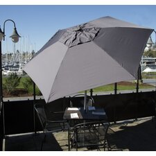 8.5' Doppler Market Umbrella