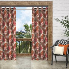 Key Biscayne Indoor/Outdoor Single Curtain Panel
