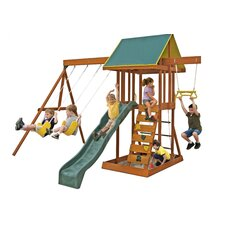Scout Meadowvale Wooden Swing Set