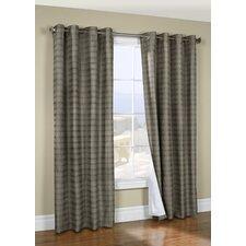 Waves Single Curtain Panel
