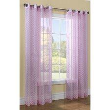 Dots Single Curtain Panel