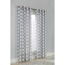 Madison Grommet Single Curtain Panel