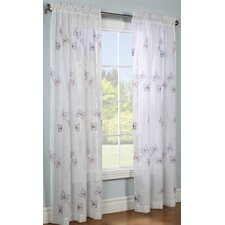 Butterfly Single Curtain Panel