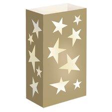 Stars Luminaria Bags (Set of 24)