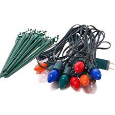 Electric Pathway String Lights (Set of 10)
