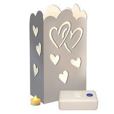 Luma Lantern Heart Kit (Set of 24)
