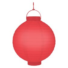 Battery Operated Paper Lantern (Set of 3)