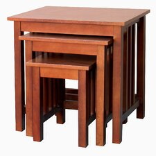 Hollydale 3 Piece Nesting Tables