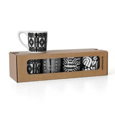 Cooper Hewitt 4 Piece Coffee Mug Set