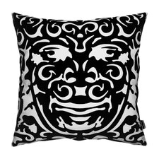 Triton Cotton Throw Pillow