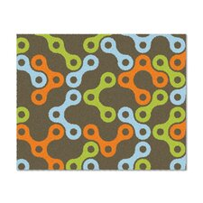 Links Multicolor Rug