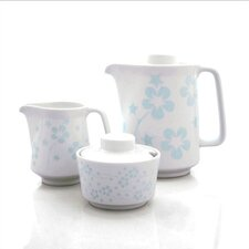 Flora 3 Piece Coffee Server Set