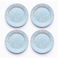 """Flora 8.25"""" Salad Plate Set (Set of 4)"""
