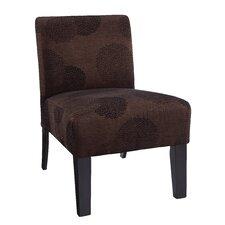 Deco Sunflower Slipper Chair