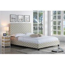 Tiffany Upholstered Platform Bed