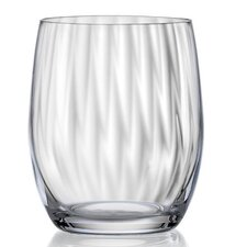 Waterfall 300ml Whisky Glass (Set of 6)