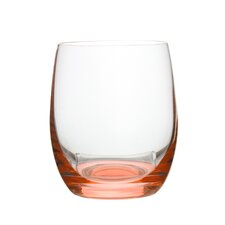 Neon 4 Piece 300ml Whisky Glass Set