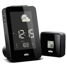 Digital Weather Station Alarm Clock