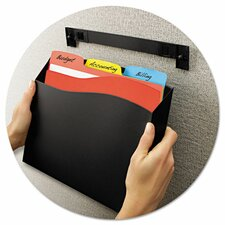 Cubicle Wall File Pocket