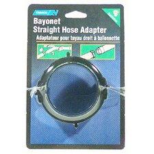 RV Straight Hose Adapter