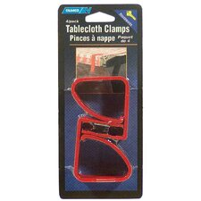 RV Tablecloth Clamp (Set of 4)