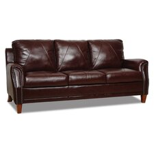 Austin Leather Modular Sofa