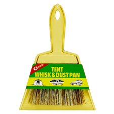 Tent Whisk and Dust Pan