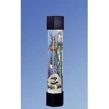 Aqua Tower Hexagon Aquarium Kit