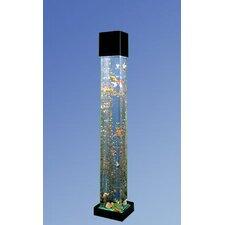 Aqua 20 Gallon Tower quare Aquarium Kit