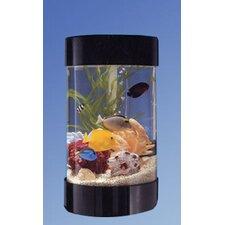 Aqua 8 Gallon Round Aquarium Kit