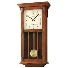 Mission Pendulum Wall Clock