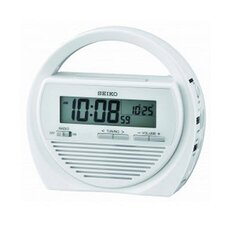 Aida Digital Radio Alarm Clock