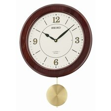 "15.5"" Eleanor Musical Wall Clock"