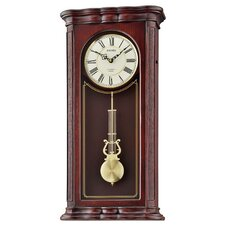 Bozorth Traditional Musical Pendulum Wall Clock